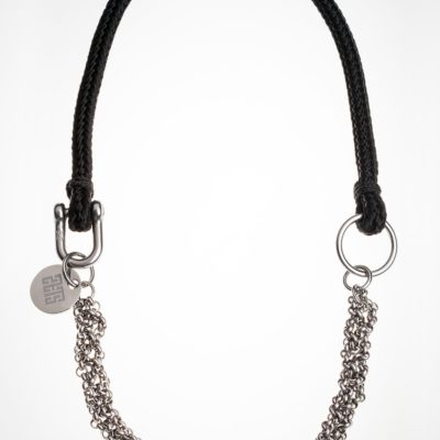 Zets Jewelry Konop Steelity Necklace
