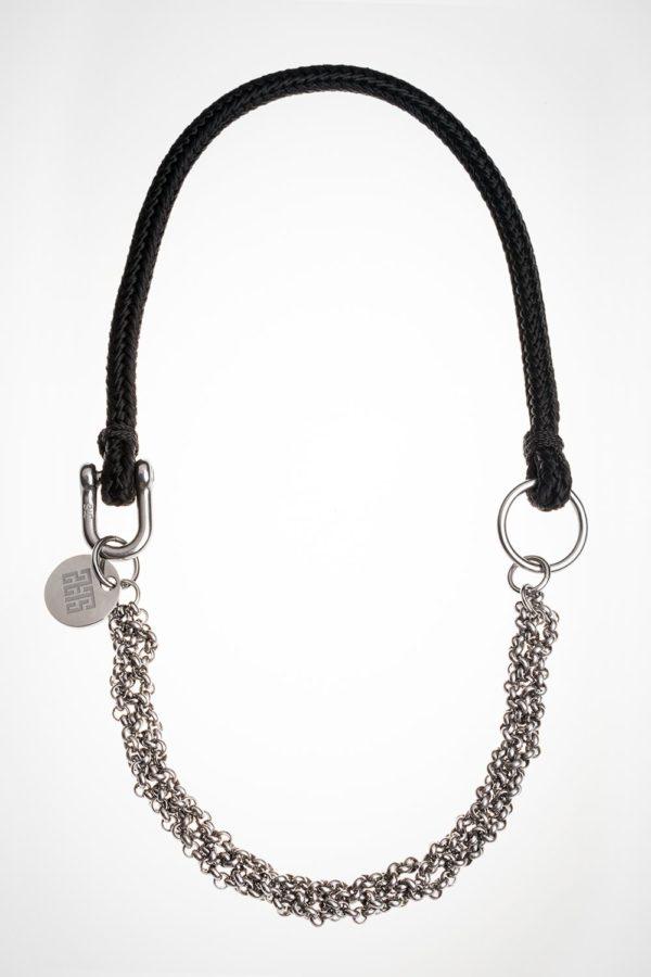 Zets Jewelry Konop Steelity Necklace