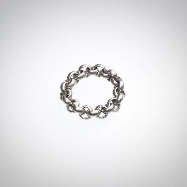 Zets Jewelry Steelity Ring