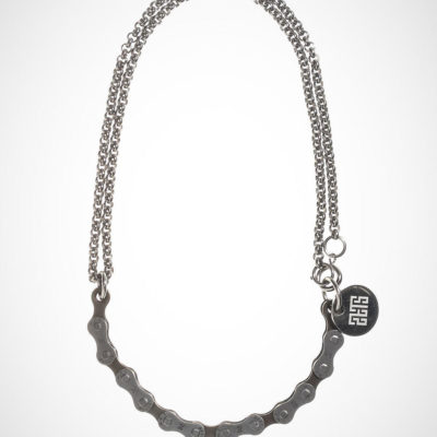 Zets Jewelry Street Warrior Necklace