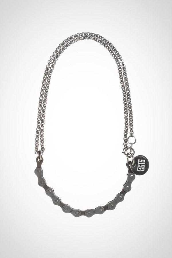 Zets Jewelry Street Warrior Necklace