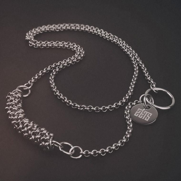 Zets Jewelry Steelity Necklace